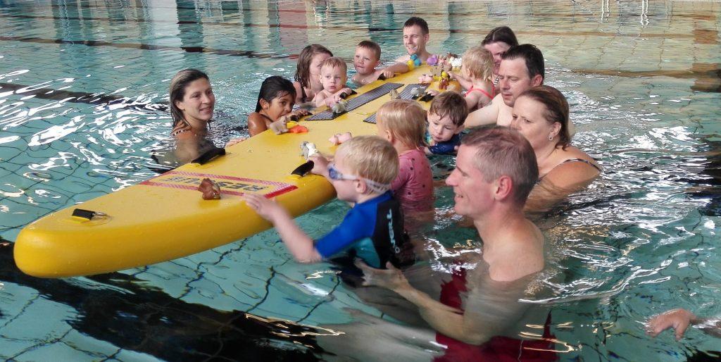 Family rescue Livredderklub Midtjylland / Snejbjerg Svømmeklub
