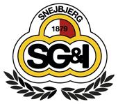 Volleyball, Snejbjerg SG&I logo